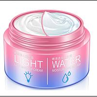 Увлажняющий крем и база под макияж для лица BioAqua Double Color Cream 50 + 50 ml