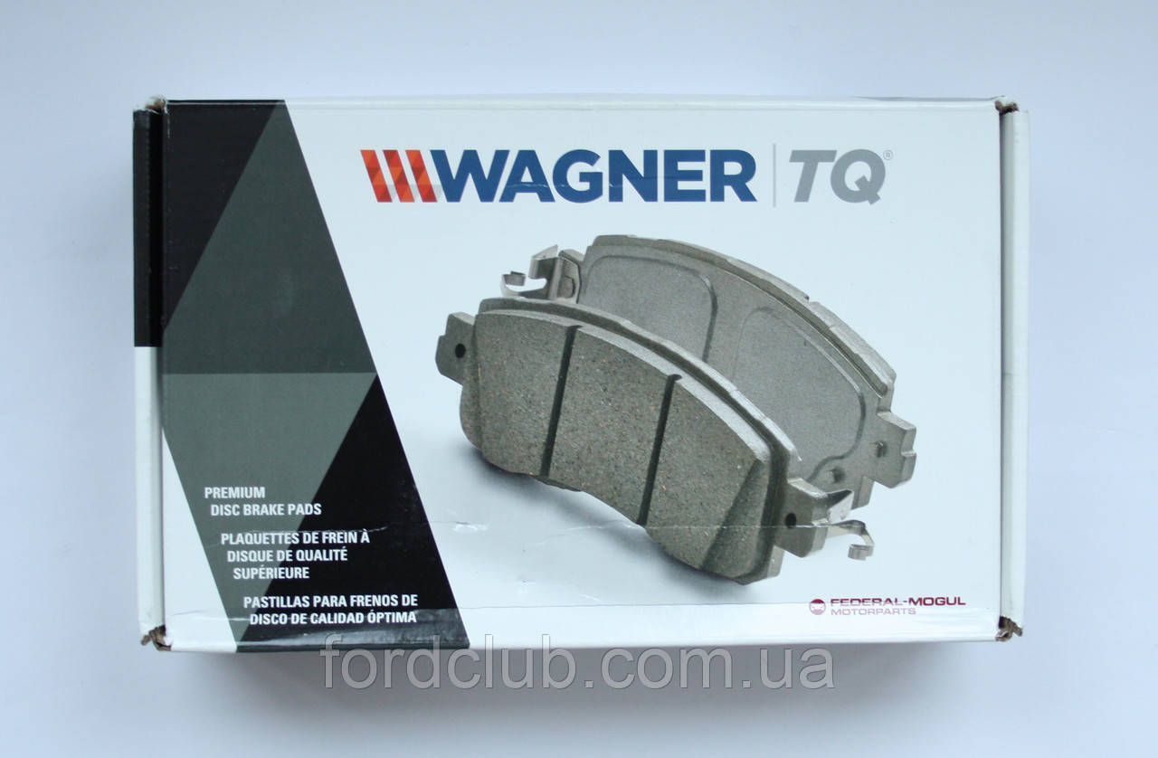 Задние колодки Ford Escape; WAGNER QC Ceramic 2013-2016 г