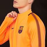 Флиска \ футболка Nike FC Barselona Dri-FIT | размер - S, фото 5
