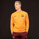 Флиска \ футболка Nike FC Barselona Dri-FIT | размер - S, фото 7