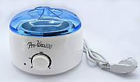 Воскоплав баночный Pro-Wax 100 для воска в банке , в гранулах и таблетках, ведро без ручки .
