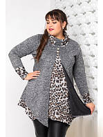 Блузы и туники от 58 размера