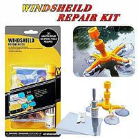 Набір для ремонту тріщин на лобовому склі Windshield Repair Kit