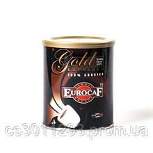 Кофе молотый EUROCAF «GOLD 100% Arabica»