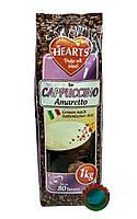 Капучино Hearts Cappuccino Amaretto 1кг