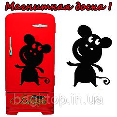 Магнітна дошка на холодильник Мишка (30х40см)