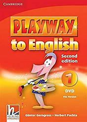 Playway to English 1 DVD