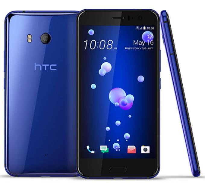 Смартфон HTC U11 4/64GB Blue (99HAMB078-00)