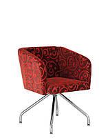 Офисное мягкое кресло HELLO 4S chrome