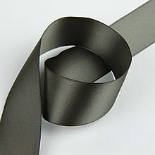 Двухсторонняя атласная лента №10 высокой плотности ПРЕМИУМ качества 4 см (бобина 100 ярд)