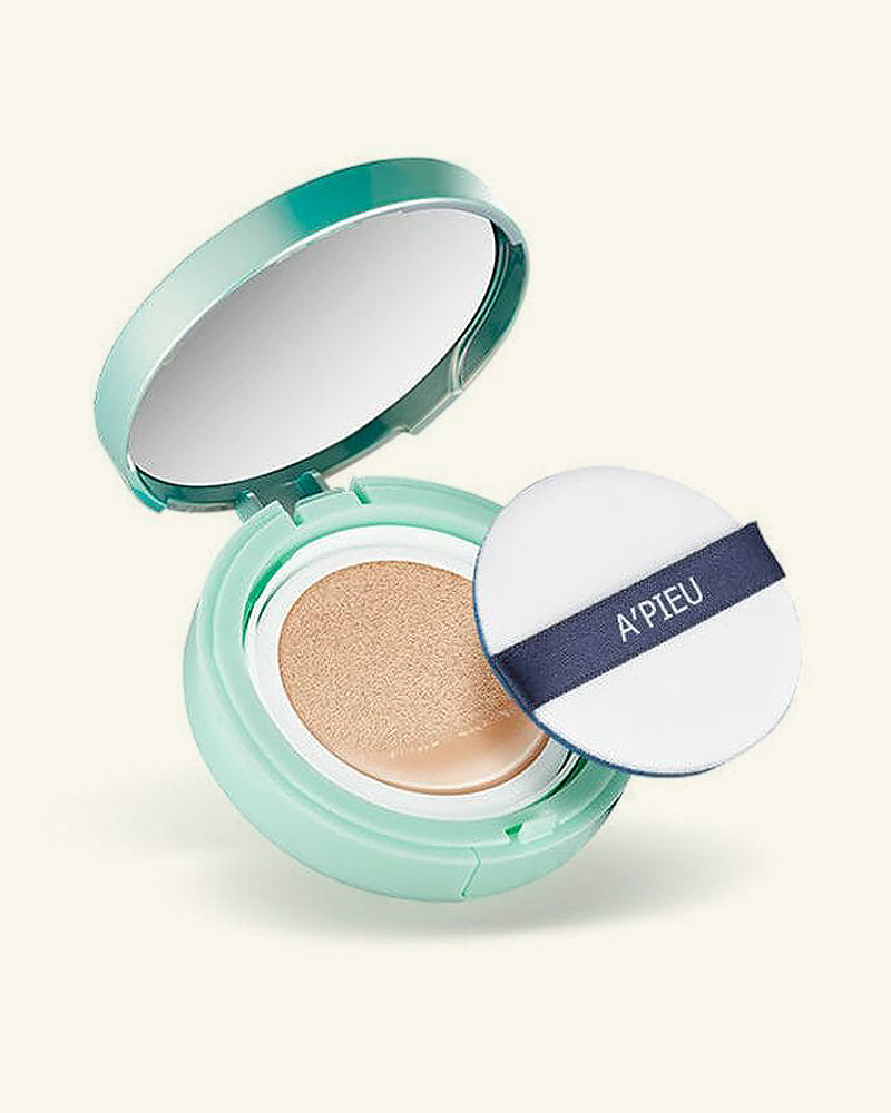 Кушон A'pieu Air Fit Cushion SPF50+/PA+++ №21