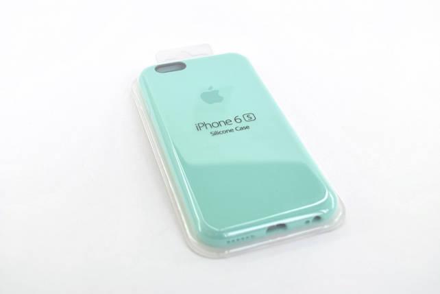 Чехол iPhone 7 /8 Silicone Case original FULL №14 mint, фото 2