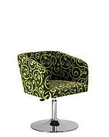 Офисное мягкое кресло HELLO 1S chrome