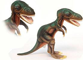 Hansa - Реалистичная мягкая игрушка Теранозавр Рекс, 34 см