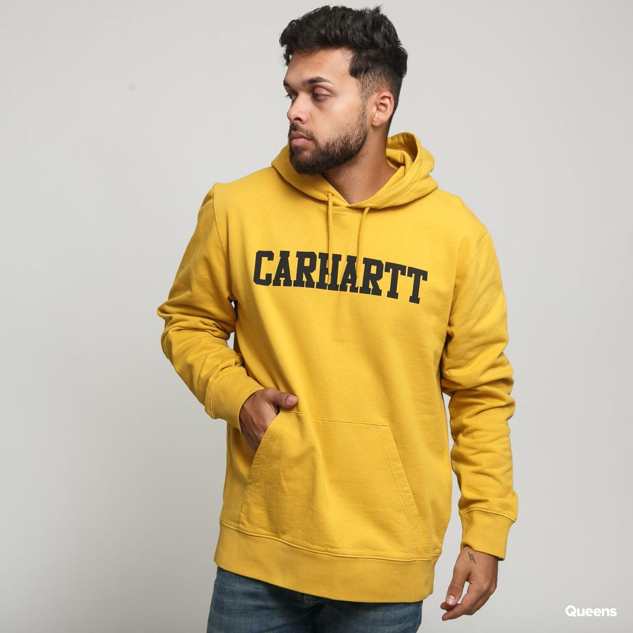 Толстовка Carhartt VIP Hooded College Худі чоловіча