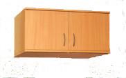 Антресоль 2-дверная гл. 49,6 см