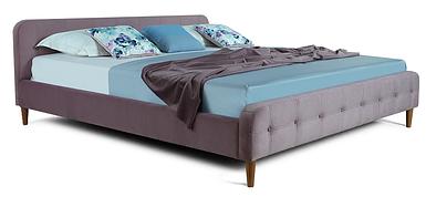 """Кровать """"Джессика"""" низкое изголовье ТМ """"Dommino"""""""