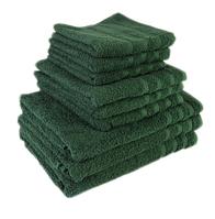 """Полотенце (40х70 см) махровое """"TerryLux Plus"""" зеленое, фото 1"""