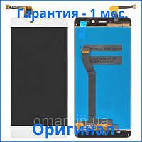 Дисплей Xiaomi Redmi 4 Prime / Redmi 4 Pro белый (LCD экран, тачскрин, стекло в сборе), Дисплей Xiaomi Redmi 4 Prime / Redmi 4 Pro білий (LCD екран,