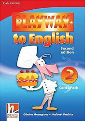 Playway to English 2 Cards Pack