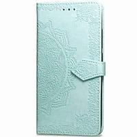 Кожаный чехол книжка Art Case для Xiaomi Redmi 8