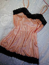 Пижама женская  с итальянским кружевом р 42-44-46, фото 3