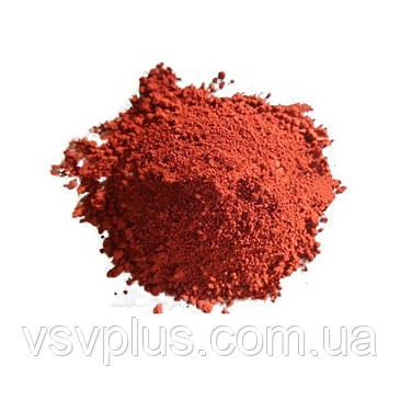 Пігмент світло-червоний залізоокисний Tongchem TC120 сухий Китаю 25 кг, фото 2
