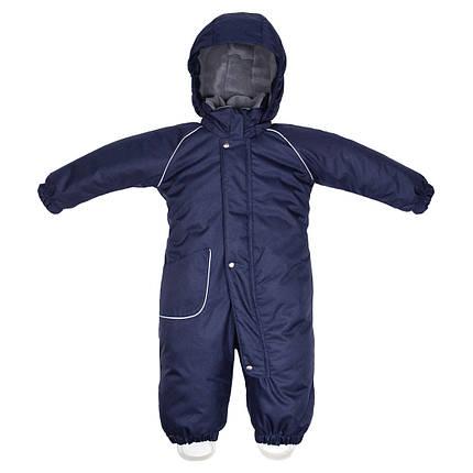Детский комбинезон зимний /деми Апполо ДоРечі (разные размеры / синий), фото 2