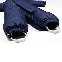 Детский комбинезон зимний /деми Апполо ДоРечі (разные размеры / синий), фото 3