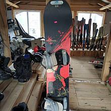 Б/У Сноуборд Hammer 153 см