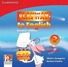 Playway to English 2 Class Audio CDs