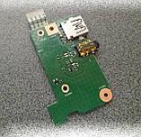 Плата USB и звука X453 б.у. оригинал, фото 2