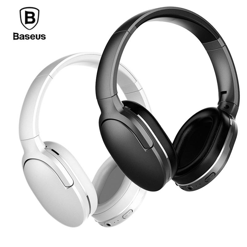Беспроводные Bluetooth наушники Baseus Encok D02