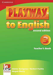 Playway to English 3 Teacher's Book
