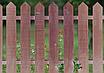 Маленький декоративный заборчик LNK 70 см, фото 6