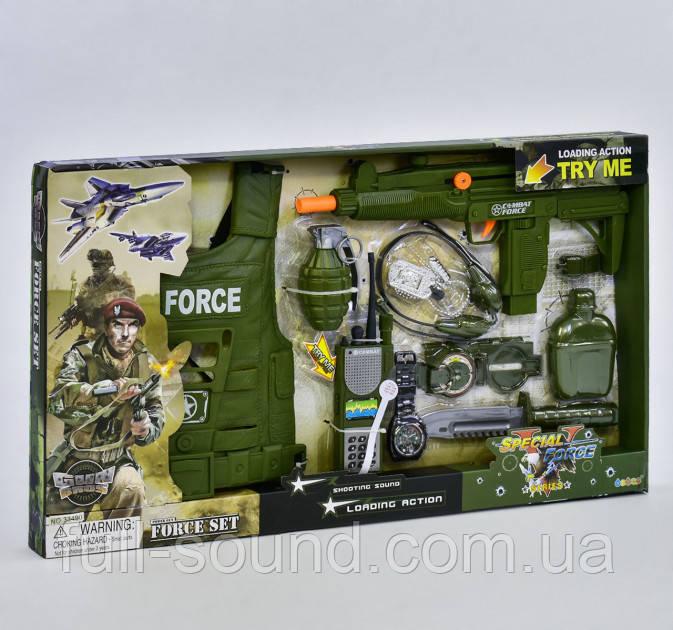 Набор военного force