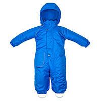 Детский комбинезон зимний /деми Апполо ДоРечі (разные размеры / голубой)