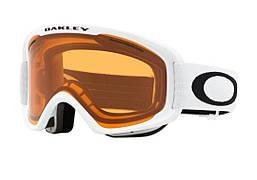 Горнолыжная маска Oakley o frame 2.0 xm matte white / fire iridium (MD)