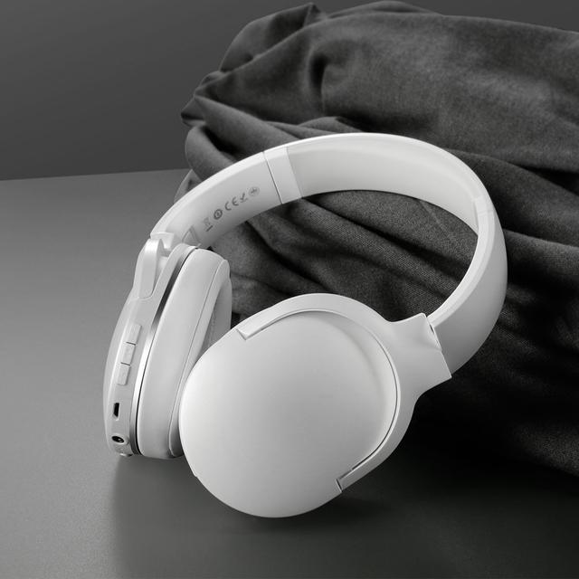 Беспроводные Bluetooth наушники Baseus Encok D02 Wireless Headphone NGD02-02 Белые