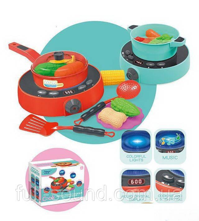 Игровой набор кухонная плита QC