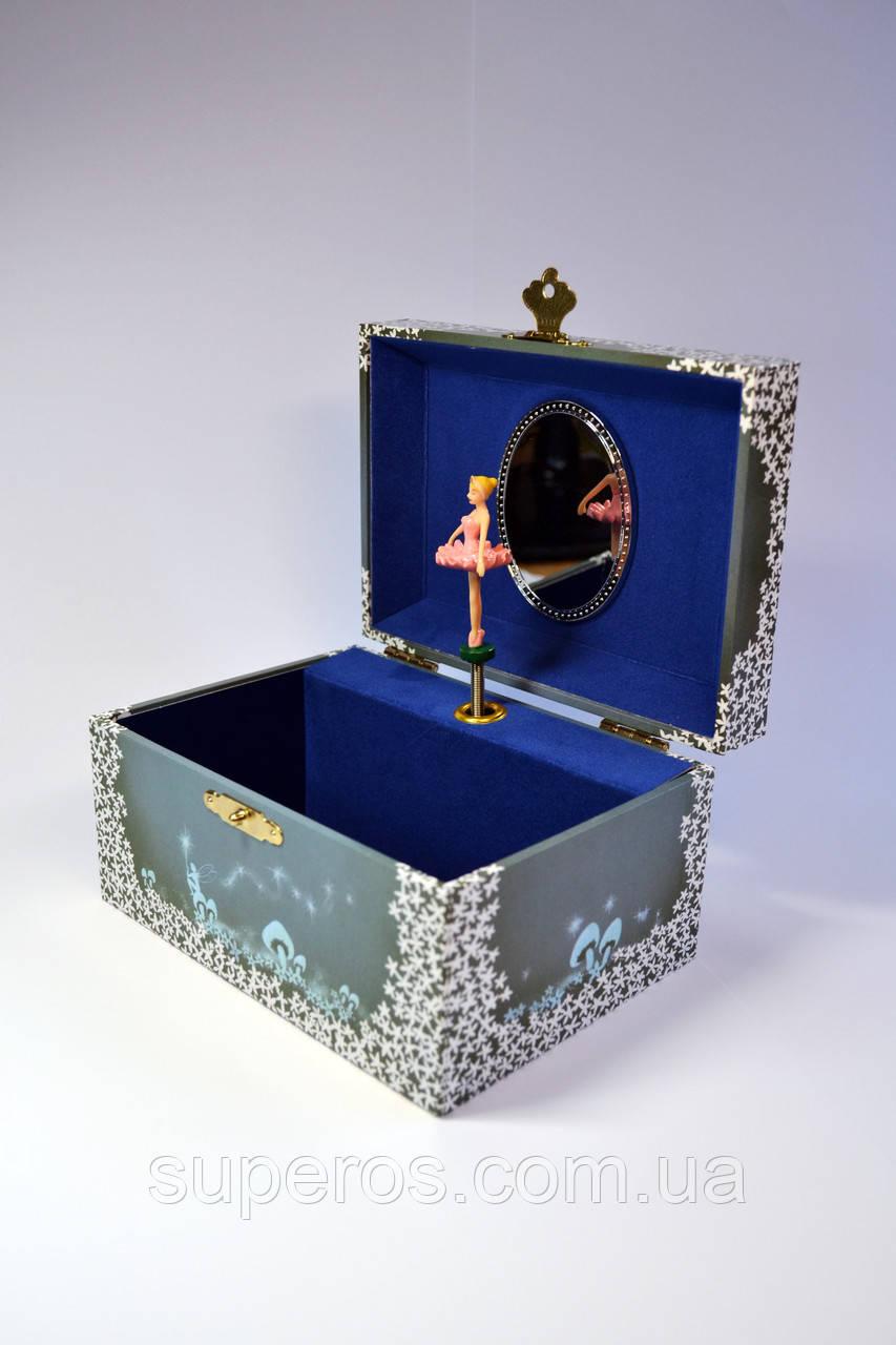 Музична скринька «Балерина»