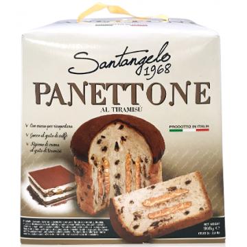 Панеттоне Santangelo al Tiramisu, 908г