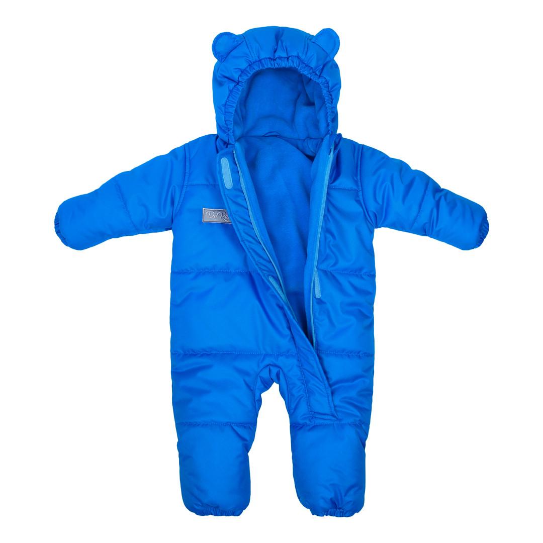 Детский комбинезон зимний /деми Дискавери ДоРечі (разные размеры, голубой)