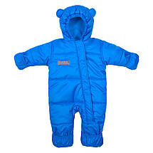 Детский комбинезон зимний /деми Дискавери ДоРечі (разные размеры, голубой), фото 2