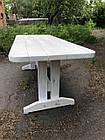 Разборной деревянный стол, фото 7