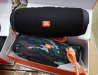 Портативная Bluetooth колонка JBL Charge 3+ (Bluetooth, USB)