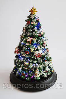 Новогодняя елка большая