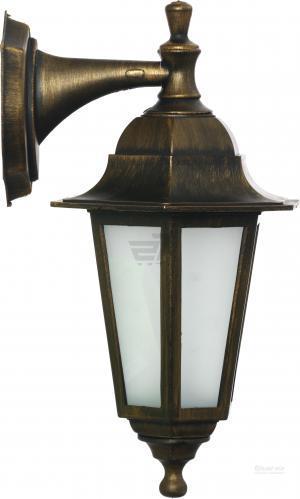 Светильник садовый Lamperia КАНТРИ НС 06 E27 60 Вт IP44 античная латунь