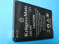 Батарея аккумулятор kruger&matz flow 4 KM0440-B