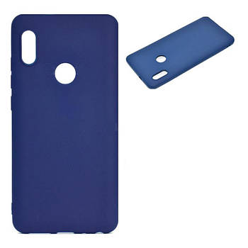 Силиконовый чехол TPU Soft for Xiaomi Mi6X MiA2 Синий